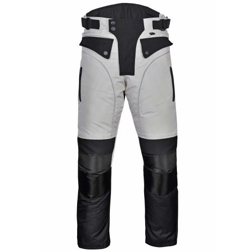 Anchorage-Mens-Textile-Motorcycle-Waterproof-Pants