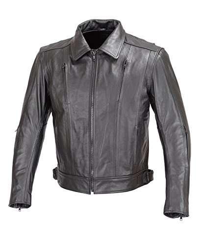 Mens-San-Diego-Leather-Motorcycle-Jacketp-Black-4XL