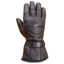 Premium-Leather-Winter-Biker-Riding-Gloves
