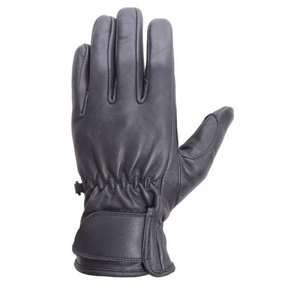 Unisex Soft Cowhide Leather Driving Formal Dress Fashion Gloves