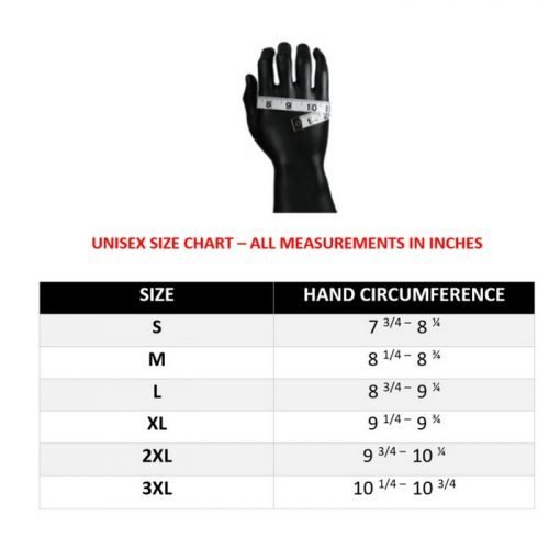 unisex-size-chart-all-measurements-in-inches