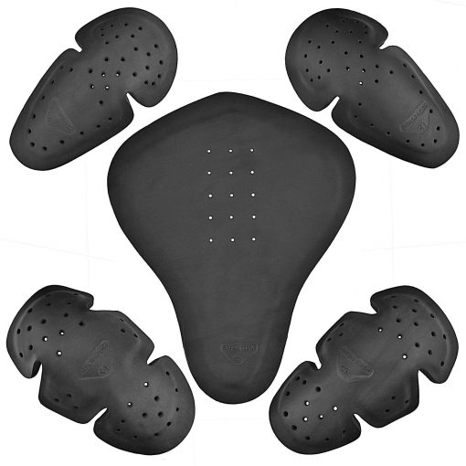 5-PC-Replacment-Armor-Protection-Sport-Lite-Insert-for-Race-Jackets-PR8