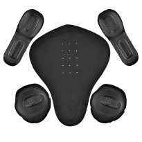 5-PC-Replacment-Armor-Protection-Sport-Lite-Insert-for-Race-Jackets
