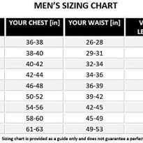Biker-Leather-Vest-size-chart