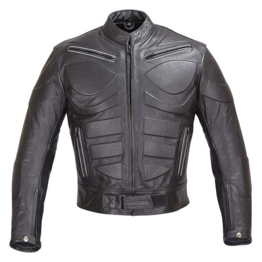 5c49b9ed5 Men's Ace Motorcycle Armor Leather Jacket