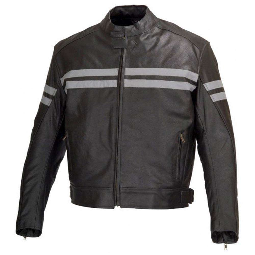 Mens-Old-Timer-Premium-Leather-Motorcycle-Jacket