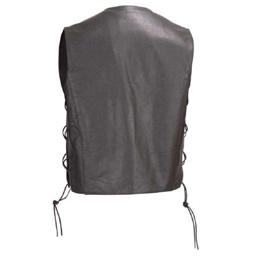 Biker-Leather-Vest-Concealed-Carry-Gun-Pocket