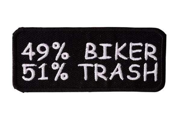 49% -biker