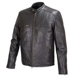Men-Moto-Style-Leather-Jacket