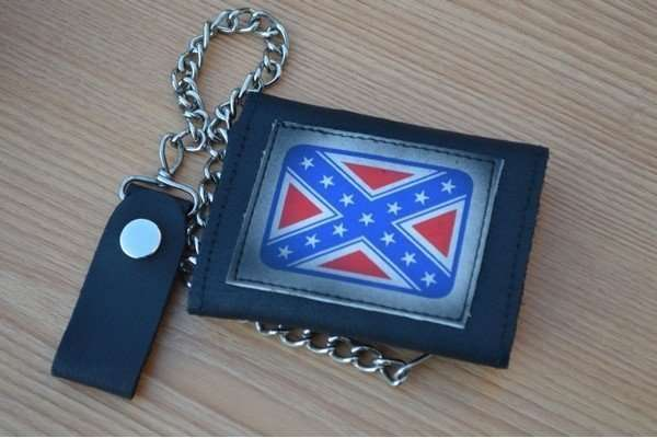 Handmade-Genuine-Cow-Leather-Biker-Trucker-Chain-Wallet