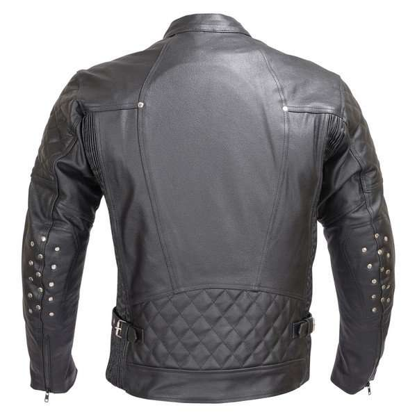 Men-Motorcycle-Armor-Leather-Jacket-Rocker-Style