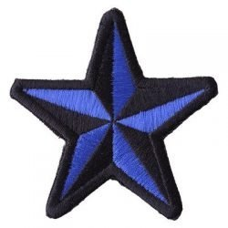 blue-black-star