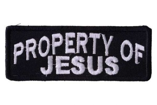property-of-jesus