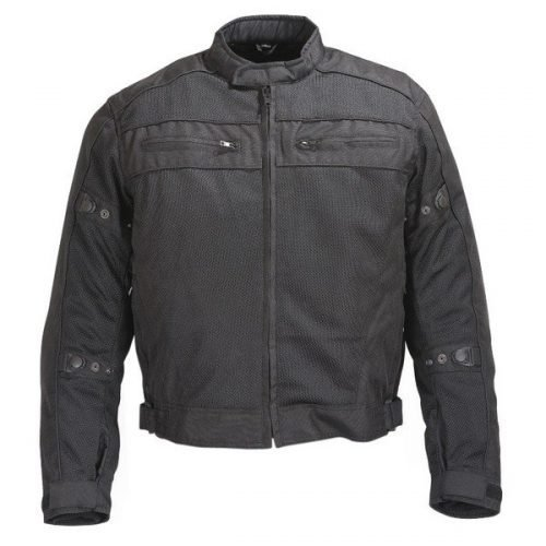Mens-Mesh-Motorcycle-Jacket-5peice-CE-Armor