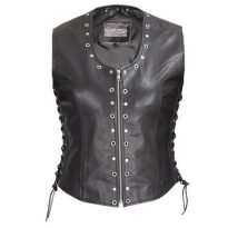 front-zip-ladies-biker-motorcycle-vest