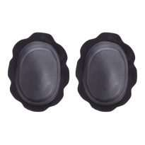 Road/Racing/Track-Motorcycle/Biker-Knee-Sliders-Black