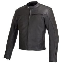 Motorcycle-Leather-Jacket-Cafe-Racer-Style