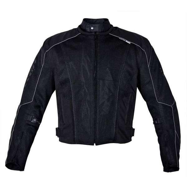 Mens-Dallas-Textile-Motorcycle-Jacket-black-l