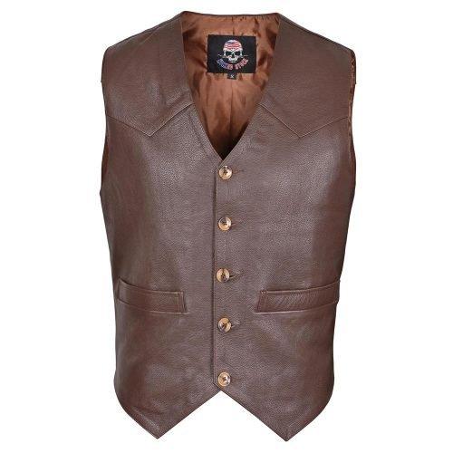 leather-motorcycle-vests-men