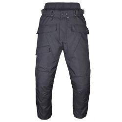 Waterproof-Over-Pants-Full-Side-Zip-Black