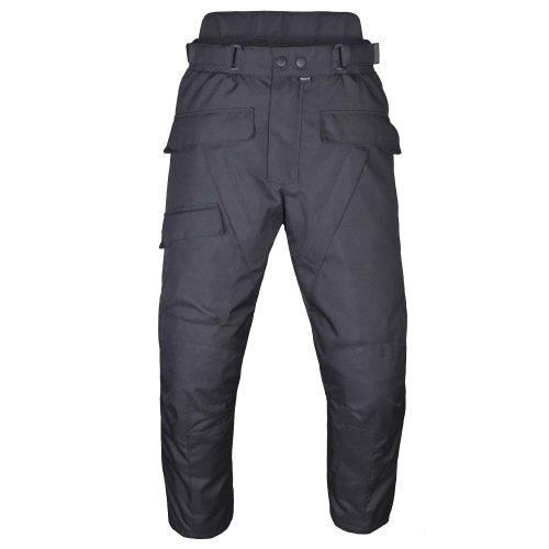 Waterproof-Over-Pants-Full-Side-Zip-Black