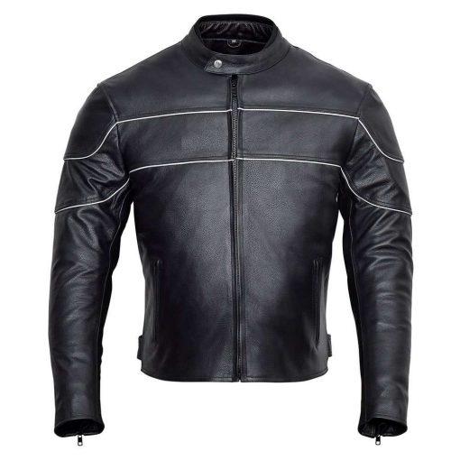 Bronx-Men's-Classic-Style-Leather-Motorcycle-Jacket