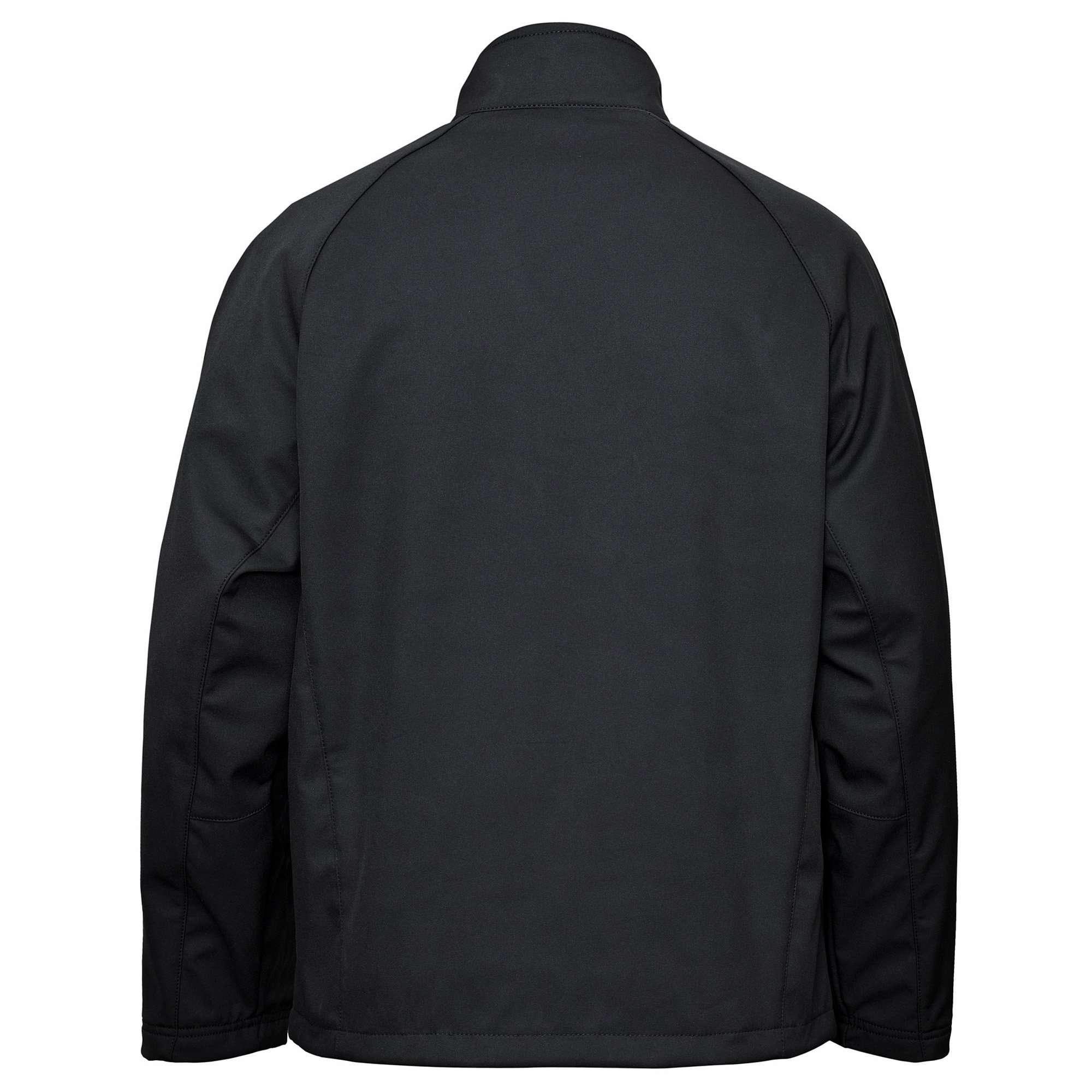 Mens-Windproof-Water-Repellent-Softshell-Zip-Front-Fleece-Lined-Jacket-MSJ1