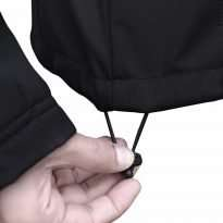 Mens-Windproof-Water-Repellent-Softshell-Zip-Front-Fleece-Lined-Jacket-MSJ1
