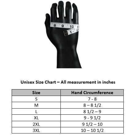 unisex-size-chart