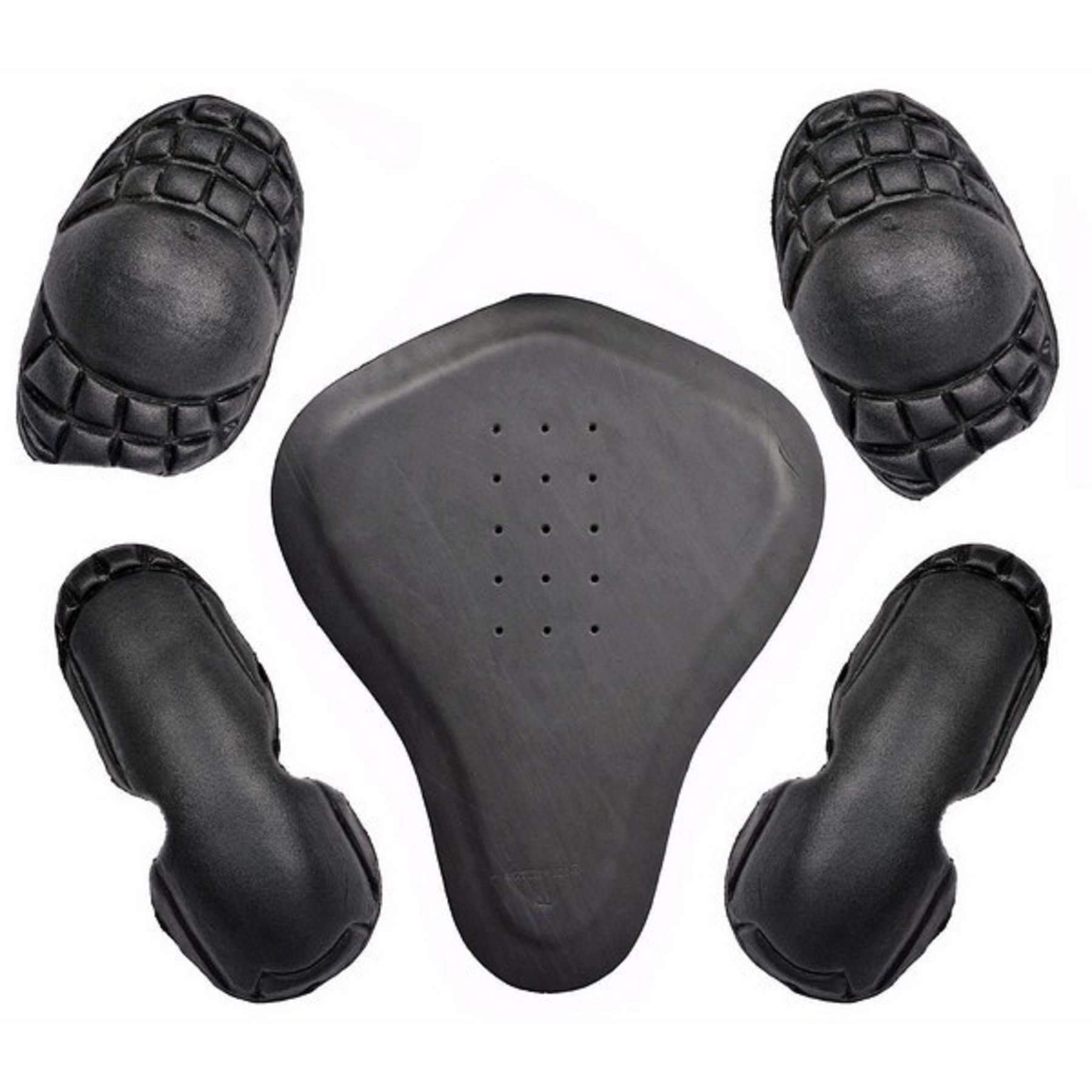 5-PC-Removable-EVA-Foam-Protector-For-Motorcycle-Biker-Jackets