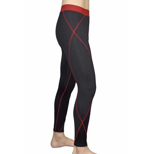 Mens-Compression-Cool-Dry-Tights-Pants-Baselayer-Running-Leggings-Yoga-Workout