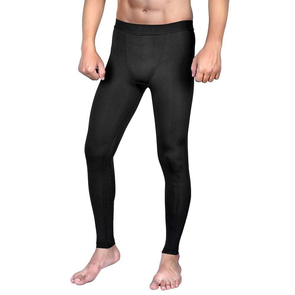 39a2e5b3bca5f3 Mens-Compression-Pants-Cool-Dry-Sports-Baselayer-Running-