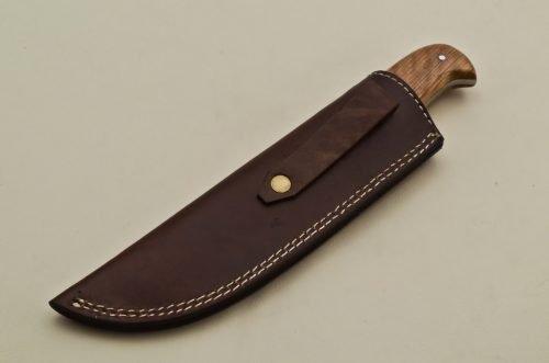 Hunting/Skinner-Knife-Wood-Handle