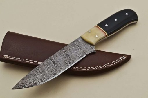 Steel-Straight-Back-Hunting-Knife