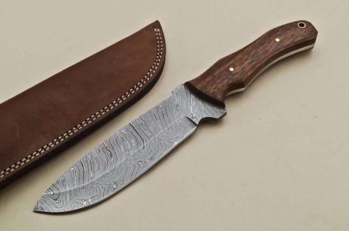 Hunting-Knife-Micarta-Handle