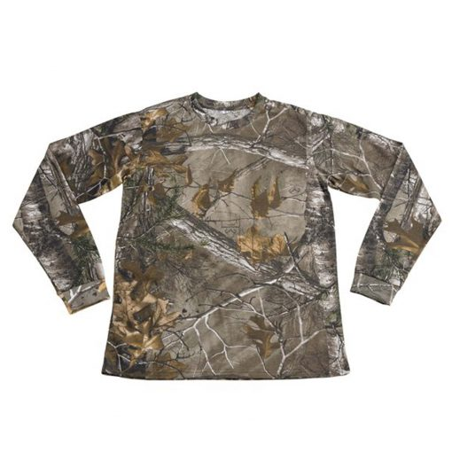 Mens-Camo-100%Cotton-Full-Sleeve-Hunting-Zone-Shirt-Brand-New-HS