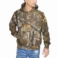 Men's Realtree Xtra Hunting Hooded Sweatshirt Camo Outdoor Hoodie CHD1