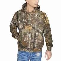 Men's Realtree Xtra Hunting Hooded Sweatshirt Camo Outdoor Hoodie CHD1