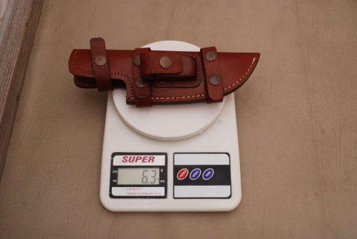 Left-Hand-Tracker-Knife-Leather-Sheath-Light-Brown