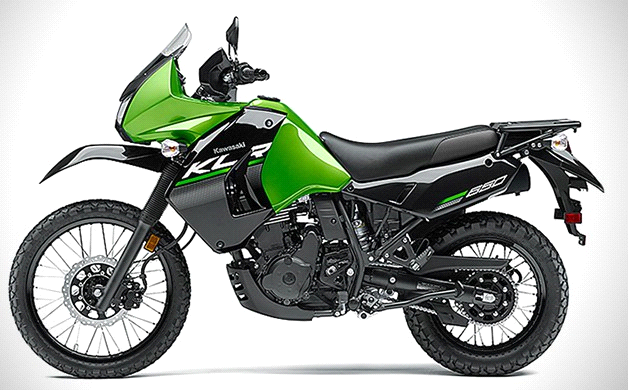 Kawasaki-KLR-650