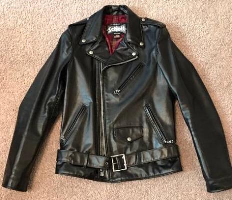 Irving's-jacket