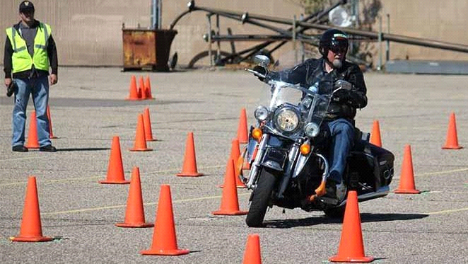 Motorcycle-basic-training