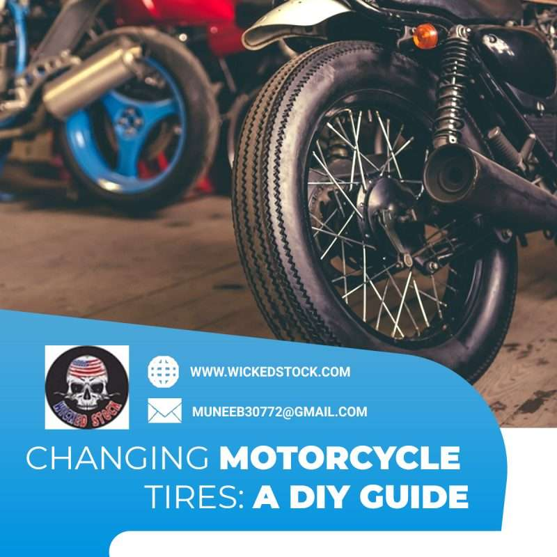 Changing-Motorcycle-Tyres