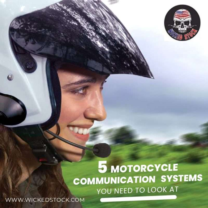 Motorcycle-Communication-Systems
