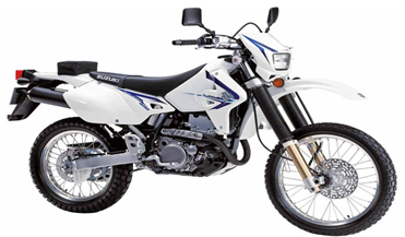 Suzuki-DR-Z400