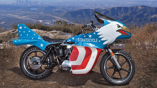 Stratocycle