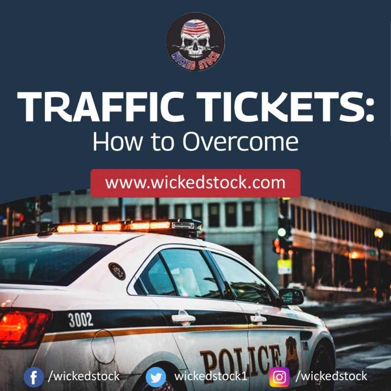 Traffic-Tickets-How-to-Overcome