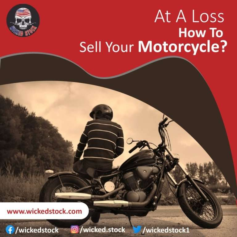 At A Loss For How To Sell Your Motorcycle