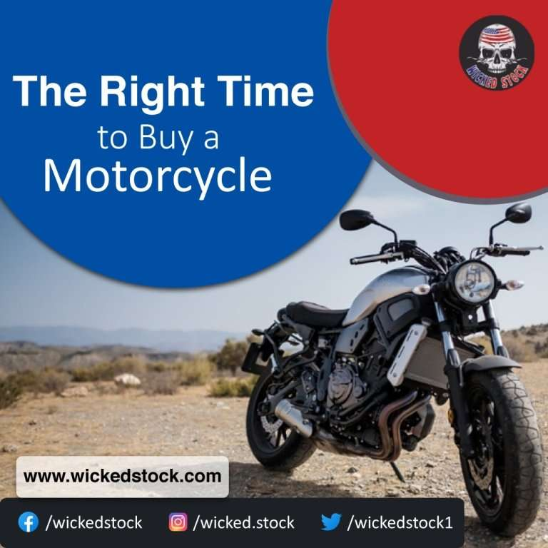The Right Time to Buy a Motorcycle