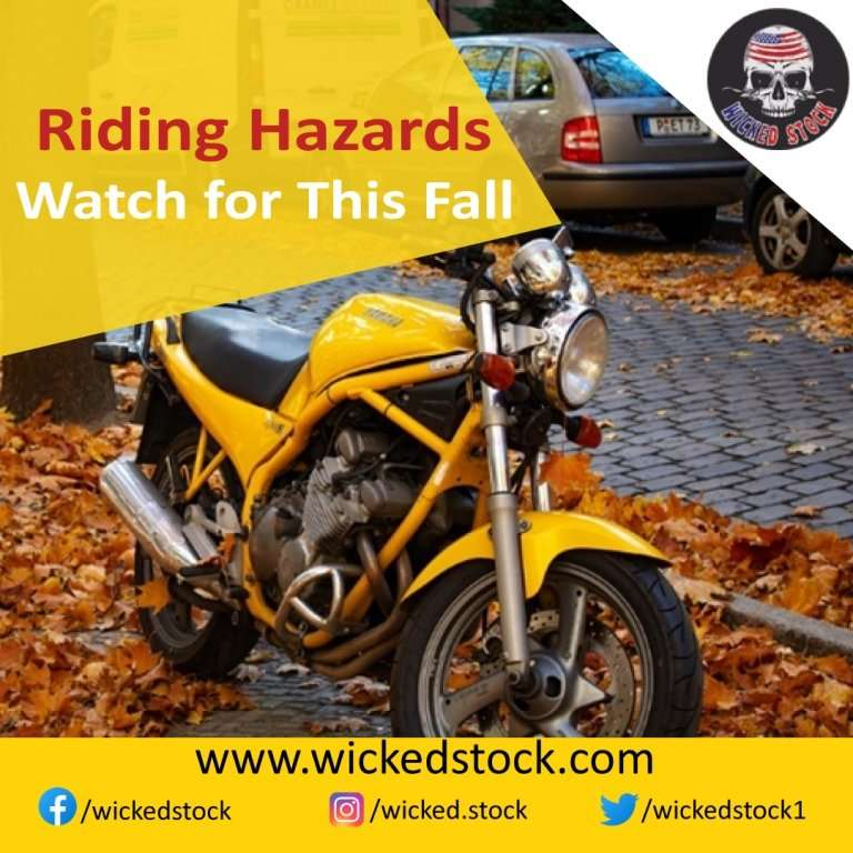 Riding Hazards to Watch for This Fall